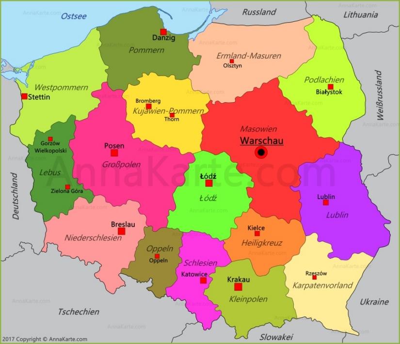 Polen Flüchtlinge Ukraine